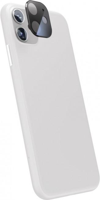 Hama Displex do iPhone 12, czarne - zdjęcie główne