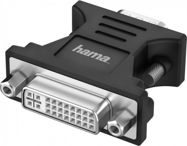 Hama adapter VGA - DVI - zdjęcie główne