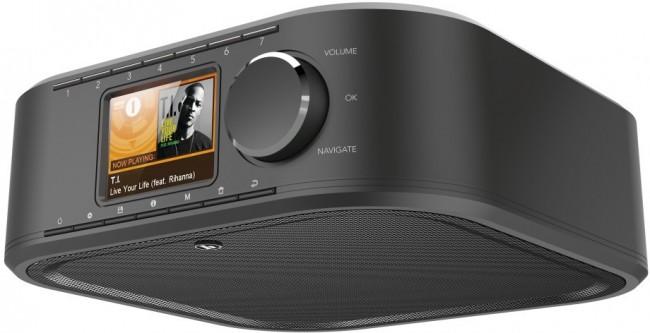 Hama radio DIR355BT czarne - zdjęcie główne