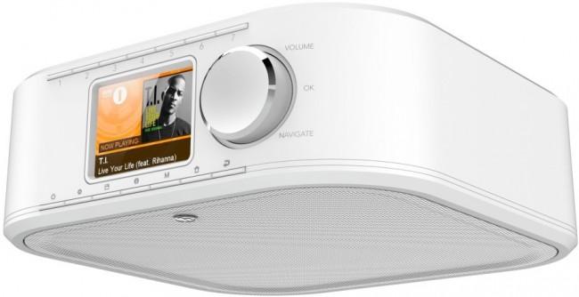 Hama radio DIR355BT biały - zdjęcie główne