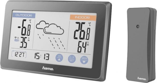 Hama stacja pogody Touch - zdjęcie główne