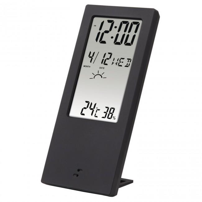 Hama termometr/higrometr TH-140 czarny - zdjęcie główne