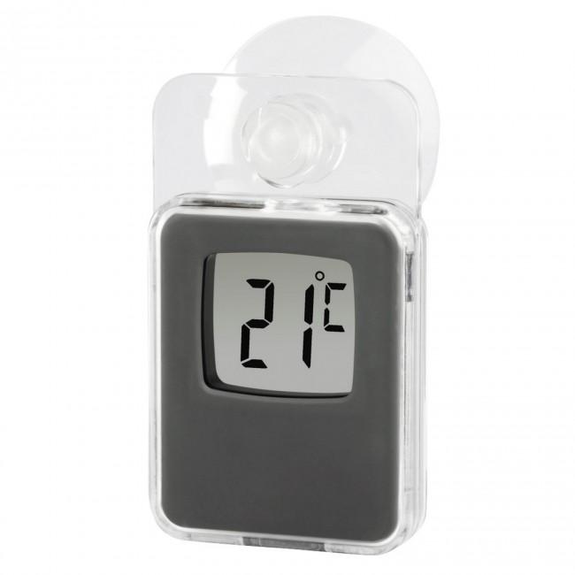 Hama termometr okienny in/out szary - zdjęcie główne