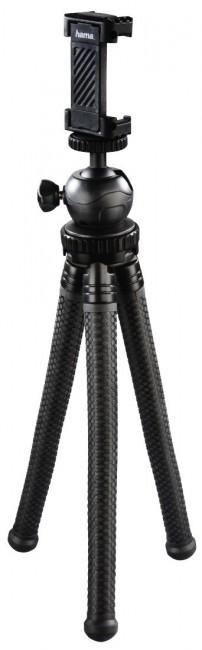 Hama mini statyw Flex Pro 3w1 27 cm czarny - zdjęcie główne