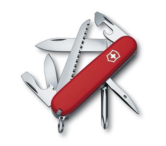 Victorinox Hiker Celidor 1.4613 czerwony - zdjęcie główne