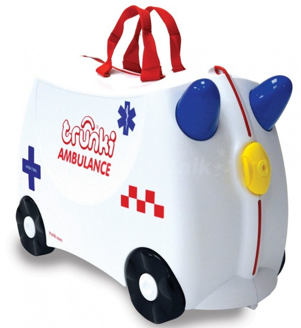Trunki Ambulans Abbie - zdjęcie główne