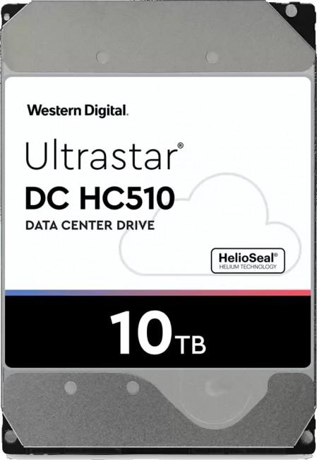 Western Digital Ultrastar 10TB DC HC510 (He10) - zdjęcie główne
