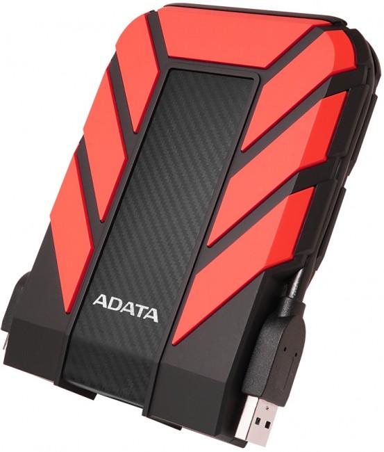ADATA HD710 Pro 2TB (Czerwony) - zdjęcie główne