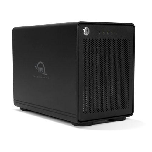 OWC ThunderBay 4 macierz na 4xSSD/HDD RAID-5 2xThunderbolt 3 - zdjęcie główne