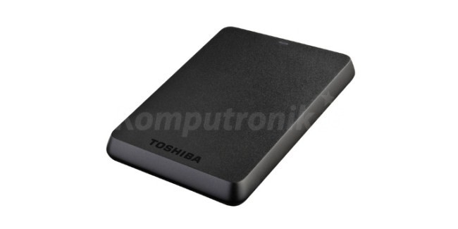 Toshiba Stor.E Basics 500GB USB 3.0 Black
