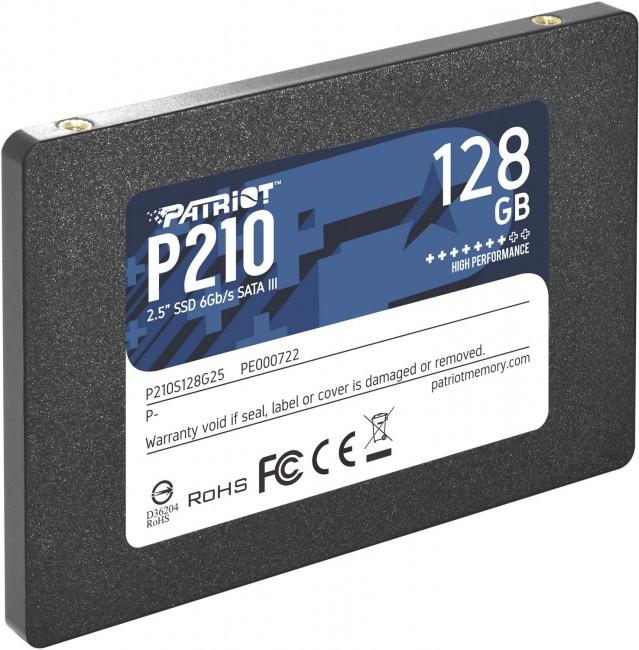 Patriot P210 128GB - zdjęcie główne
