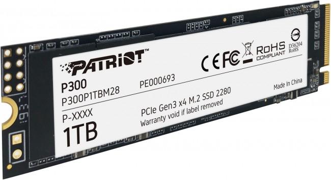 Patriot P300 1TB - zdjęcie główne
