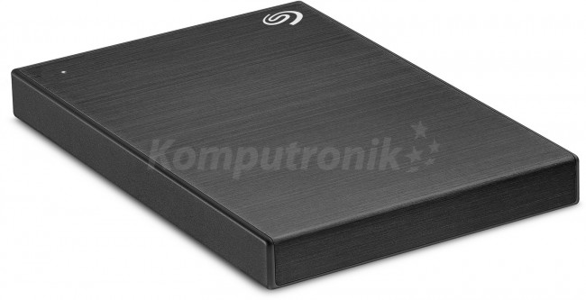 Seagate Backup Plus Slim 1TB czarny - zdjęcie główne