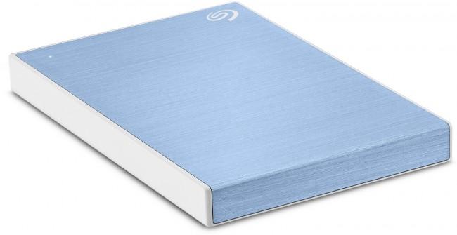 Seagate Backup Plus Slim 1TB niebieski - zdjęcie główne