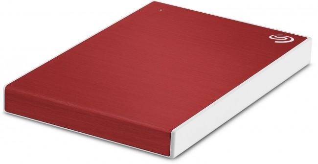 Seagate Backup Plus Slim 1TB czerwony - zdjęcie główne