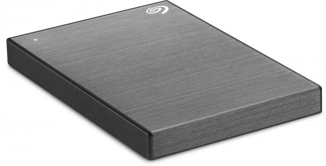 Seagate Backup Plus Slim 1TB szary - zdjęcie główne
