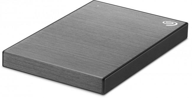 Seagate Backup Plus Slim 2TB szary - zdjęcie główne