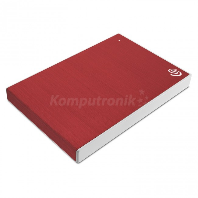 Seagate One Touch HDD 1TB czerwony - zdjęcie główne
