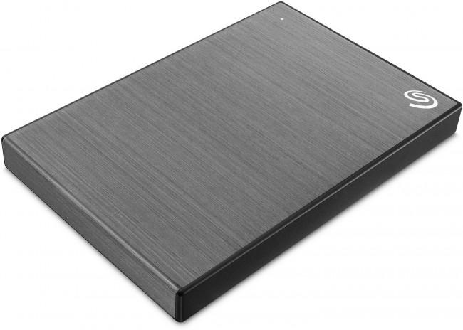 Seagate One Touch HDD 1TB srebrnoszary - zdjęcie główne