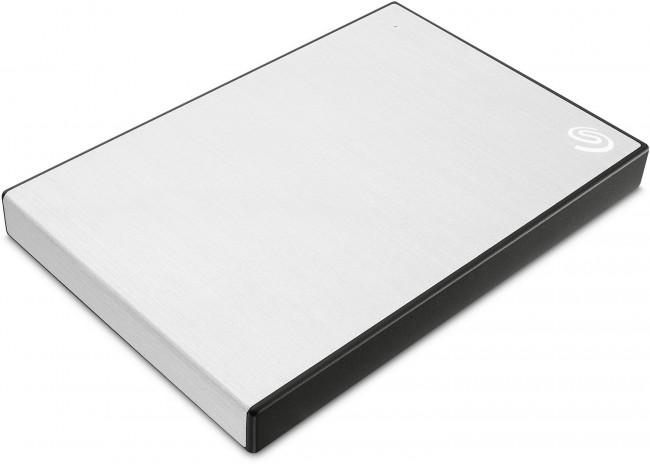 Seagate One Touch HDD 2TB srebrny - zdjęcie główne