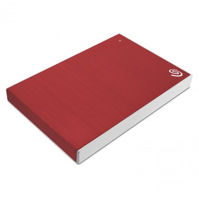 Seagate One Touch HDD 2TB czerwony - zdjęcie główne