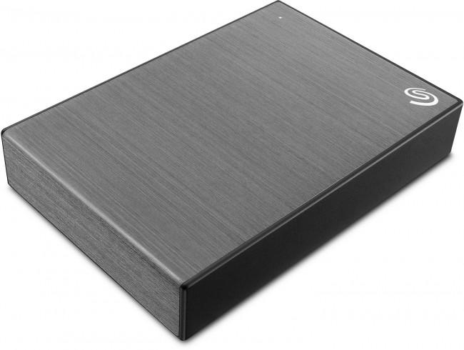 Seagate One Touch HDD 4TB srebrnoszary - zdjęcie główne