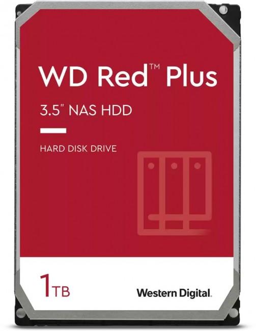 WD Red Plus 1TB - zdjęcie główne
