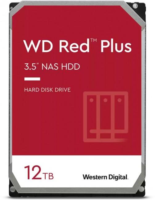 WD Red Plus 12TB - zdjęcie główne