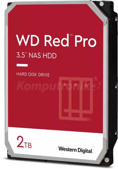 WD Red Pro 2TB - zdjęcie główne