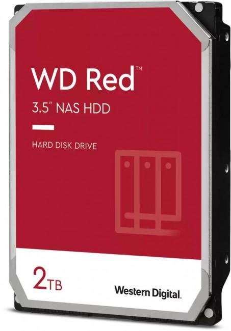 WD Red 2TB 256MB cache - zdjęcie główne