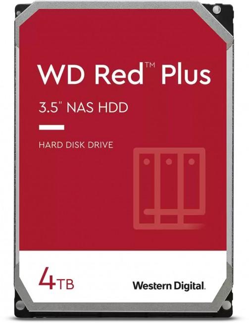 WD Red Plus 4TB - zdjęcie główne