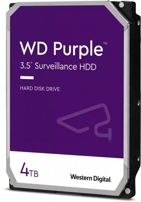 WD Purple 4TB - zdjęcie główne