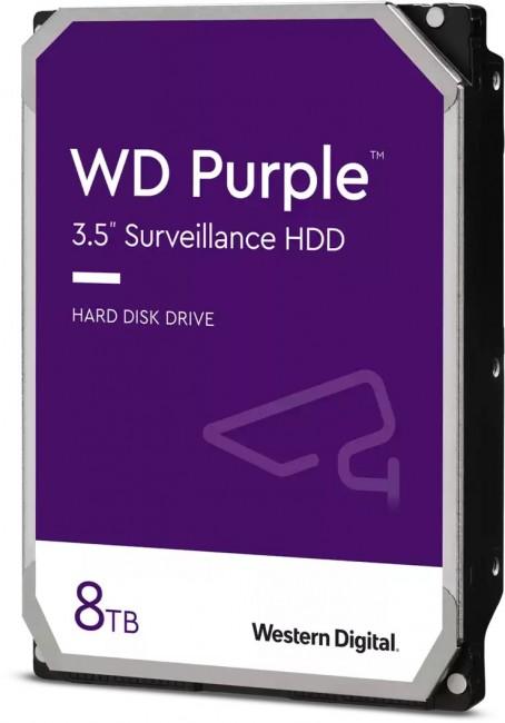 WD Purple 8TB - zdjęcie główne