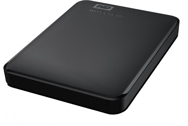 WD Elements Portable 2TB czarny - zdjęcie główne