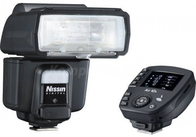 Nissin i60A + Air10s Mikro 4/3 - zdjęcie główne