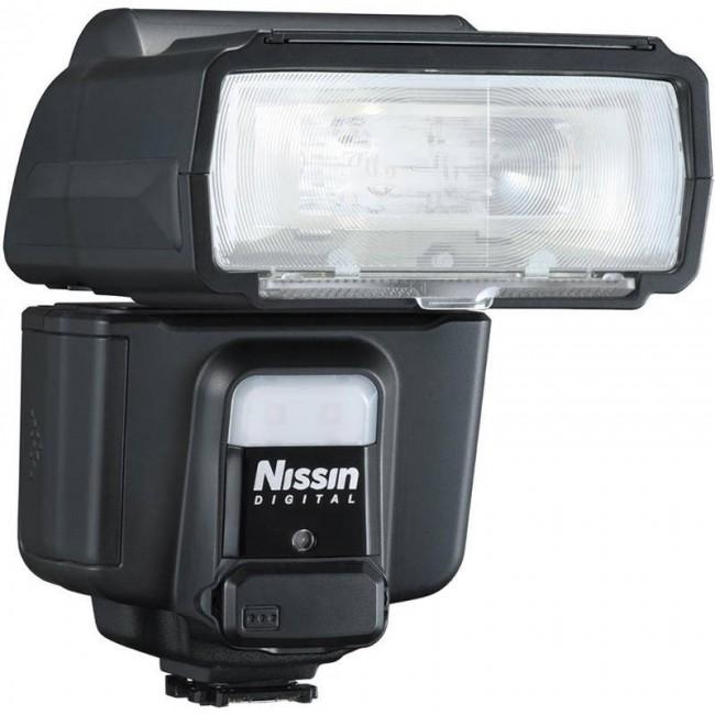 Nissin i60A Nikon - zdjęcie główne
