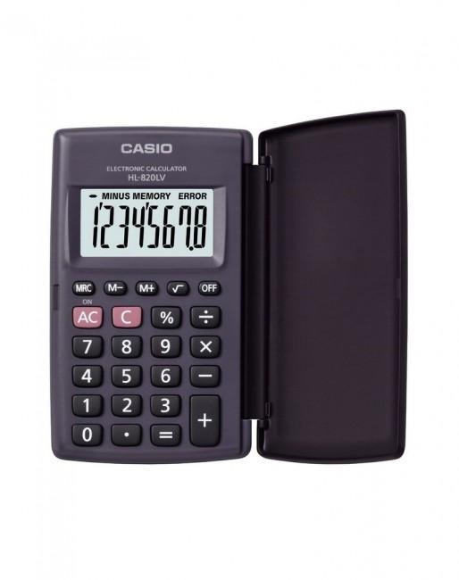 Casio HL-820LV-S BK - zdjęcie główne