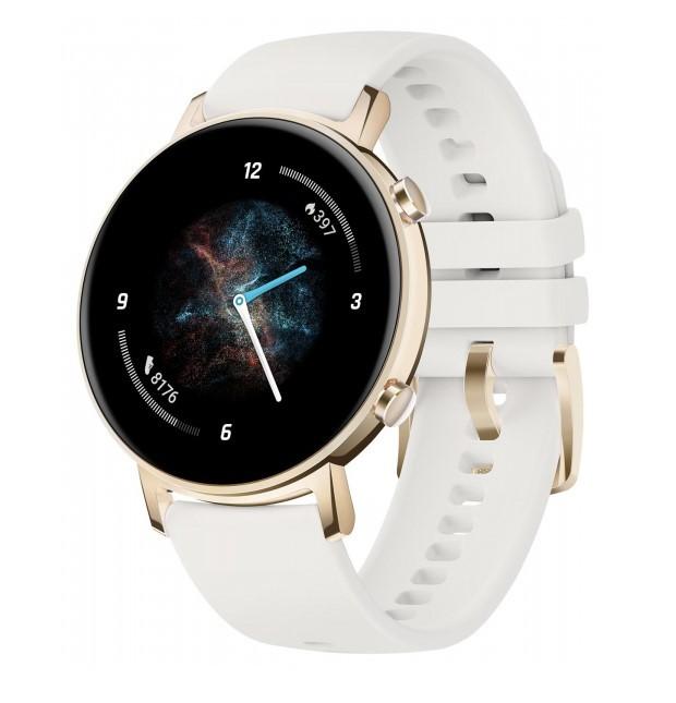 Huawei Watch GT 2 42mm biały - zdjęcie główne