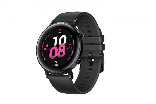 Huawei Watch GT 2 42mm Sport czarny - zdjęcie główne