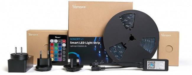 Sonoff taśma LED L1 RGBW (2m) - zdjęcie główne