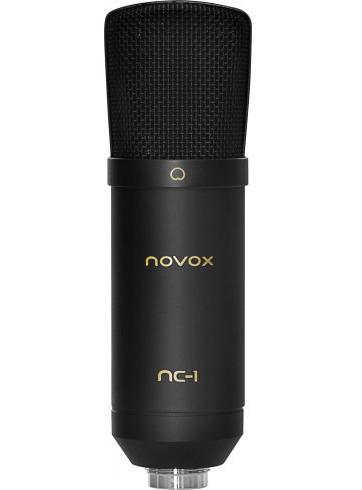 Novox USB NC-1 czarny - zdjęcie główne
