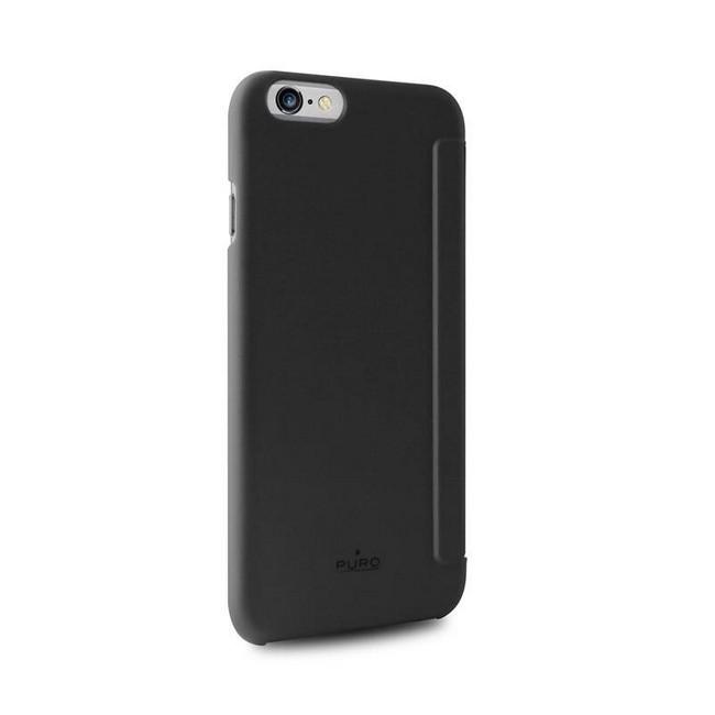 Puro etui Sense Cover iPhone 6 Czarny