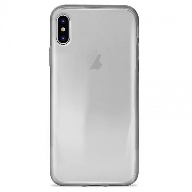 PURO 0.3 Nude - Etui iPhone XR (przezroczysty) - LumaMobile.pl