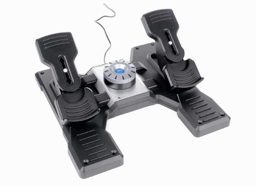 Logitech G Saitek Pro Flight Rudder Pedals - zdjęcie główne