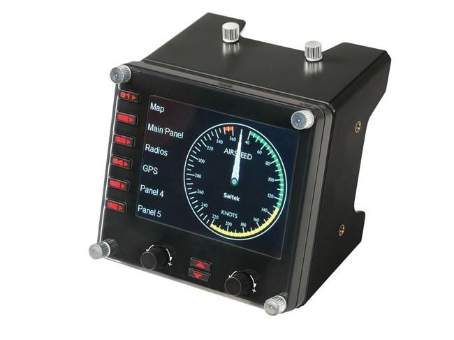 Logitech G Saitek Pro Flight Instrument Panel - zdjęcie główne