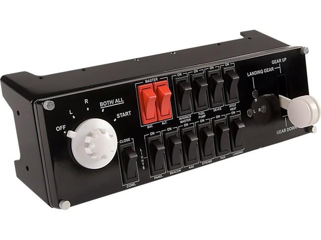 031b04ae40515a Logitech G Saitek Pro Flight Switch Panel | cena, raty - sklep  Komputronik.pl