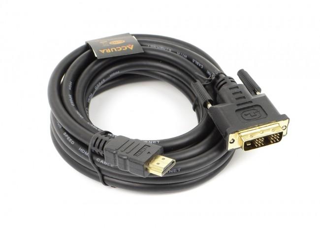 Accura Premium DVI/D 3.0m - zdjęcie główne