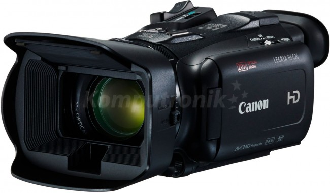 Canon Legria HF G26 czarna - zdjęcie główne