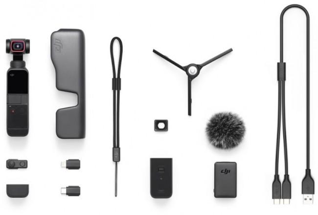 DJI Osmo Pocket 2 Creator Combo - zdjęcie główne