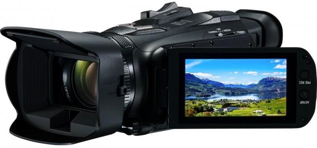 Canon LEGRIA HF G50 + BP-820 POWER KIT - zdjęcie główne